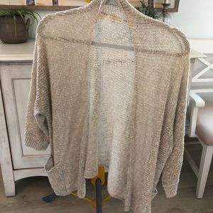 Eileen Fisher cardigan. Size L